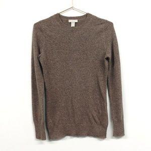 Hayden Long Sleeve 100% Cashmere Sweater Sz Small